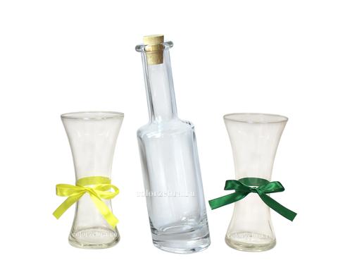 Песочная церемония с бутылкой