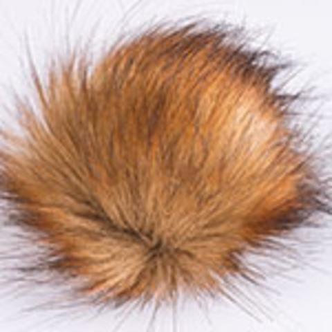 Booble Hat Yarnart (помпоны)
