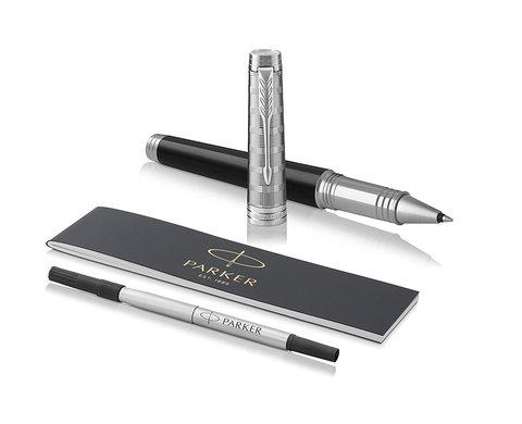*Ручка-роллер Parker Premier Custom Tartan123