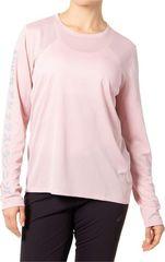 Рубашка беговая Asics Katakana LS Top Pink женская