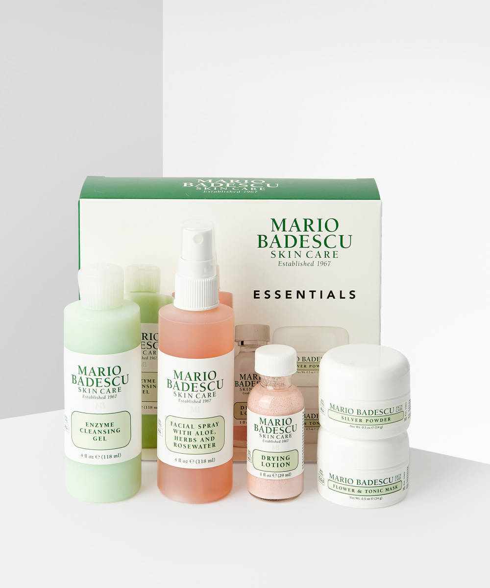 Набор Mario Badescu Essentials