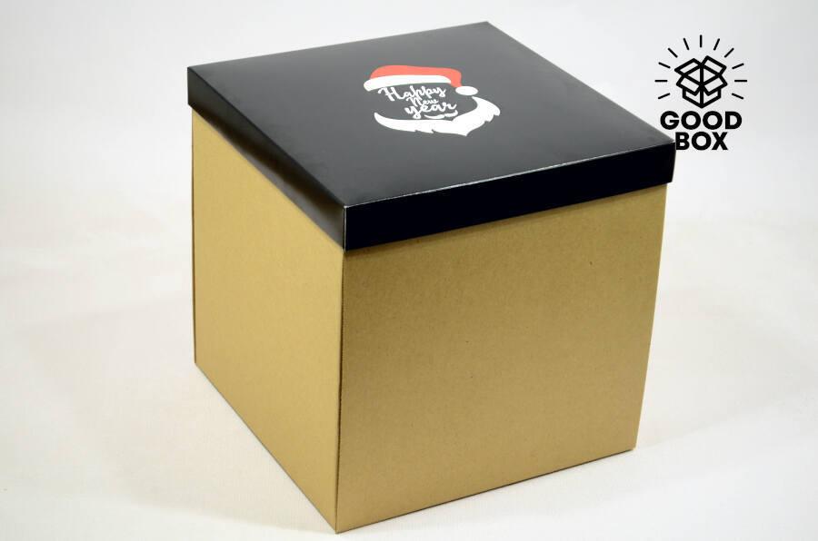 Новогодние коробки 2021 года купить недорого