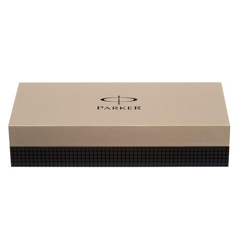 Parker Sonnet - Essential Black Lacquer GT Slim, шариковая ручка, M, BL