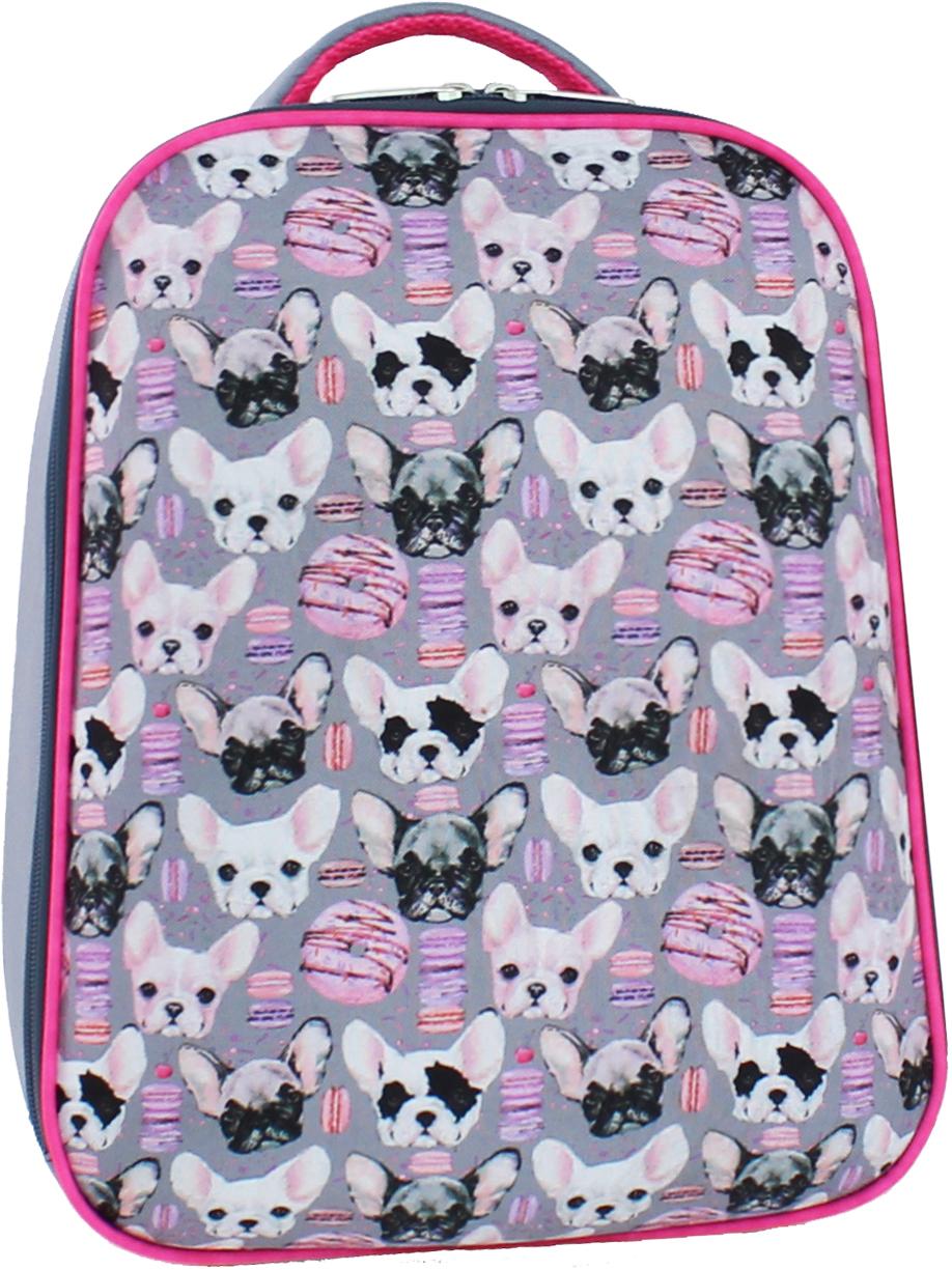 Школьные рюкзаки Рюкзак Bagland Turtle 17 л. сірий 144 (0013466) IMG_8411.JPG