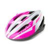 Велошлем Cigna WT-040 (чёрный/розовый/белый)