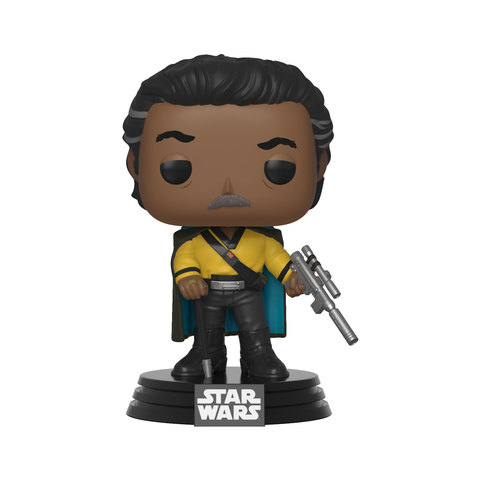 Фигурка Funko POP! Bobble: Star Wars Ep 9: Lando Calrissian 39892