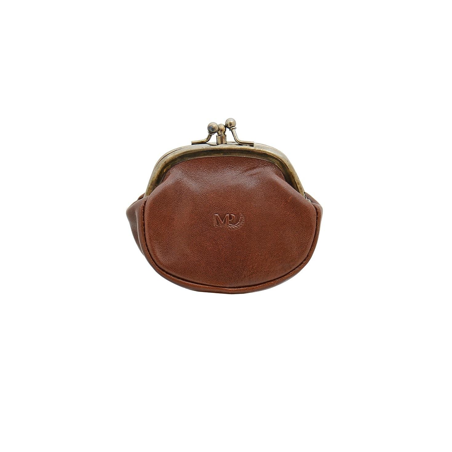B120292 Cognac - Портмоне MP