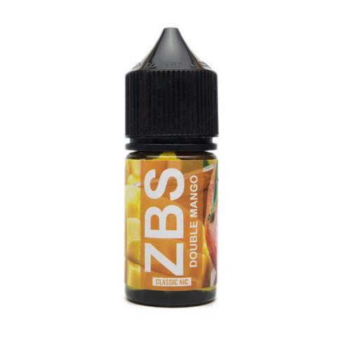 Жидкость ZBS Classic Nic 30 мл Double Mango