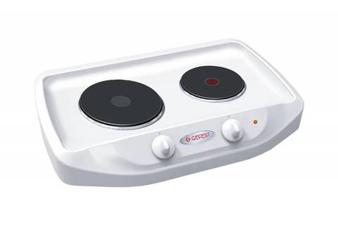Плита Электрическая Gefest ПЭ 720 белый эмаль (настольная)