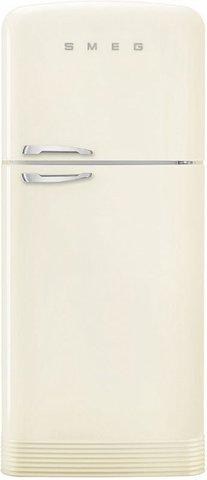 Холодильник с верхней морозильной камерой Smeg FAB50RCR5