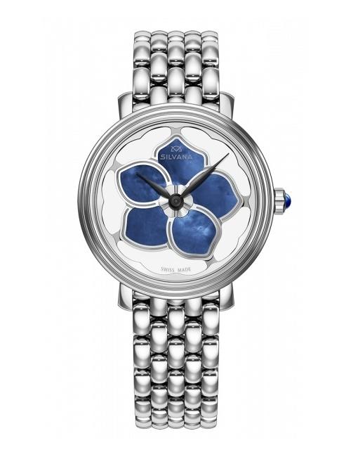 Часы женские Silvana SF36QSS88S Flowers