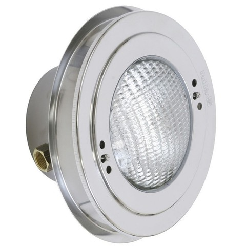 Светильник встраиваемый п/бетон 300Вт/12В, нержавеющая сталь AISI-316, кабель 2,5 м