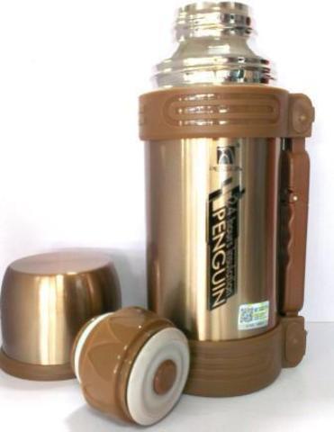 Термос QE-5035  0,9 литра 24 часа