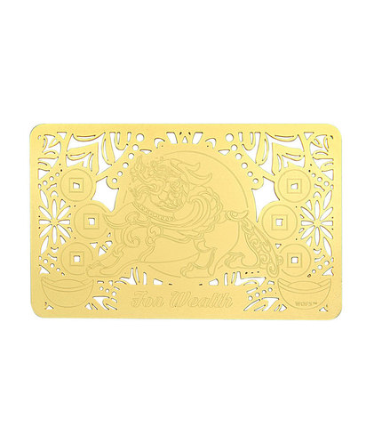 Золотая карточка Пи Яо