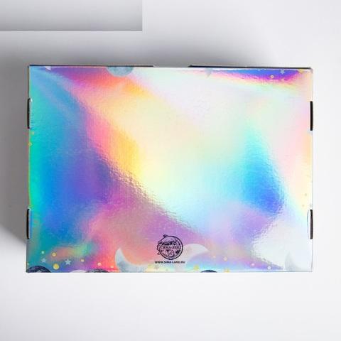 Коробка складная Shine, 30,5 × 22 × 9,5 см