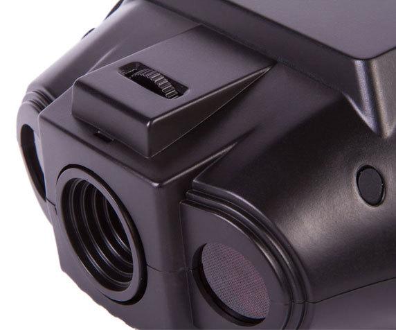 Бинокль ночного видения цифровой Bresser 1–2x, с креплением на голову - фото 5