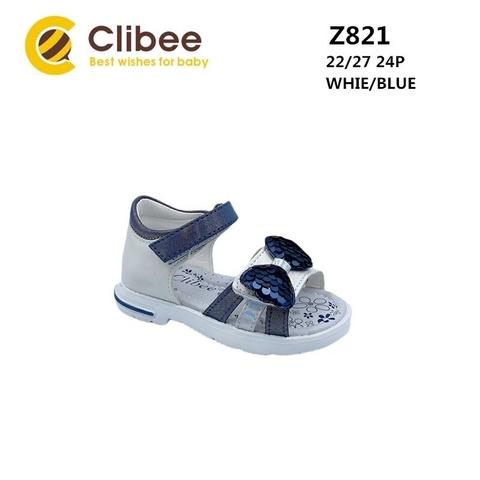 Clibee Z821 White/Blue 22-27