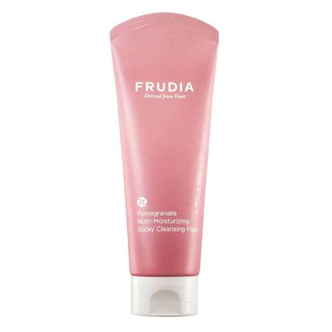 FRUDIA Пенка-суфле с гранатом Pomegranate Nutri-Moisturizing Sticky Cleansing Foam