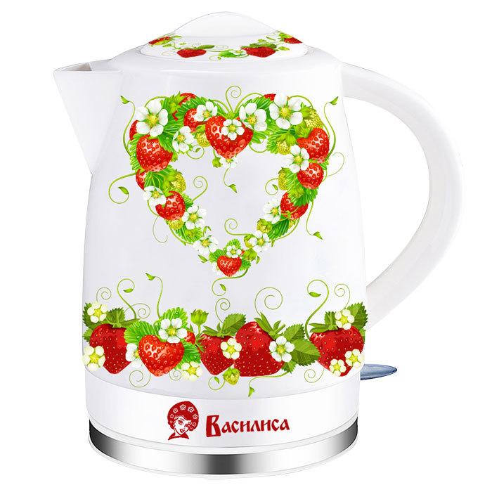 Чайник электрический 1,5л ВАСИЛИСА Т6-2200