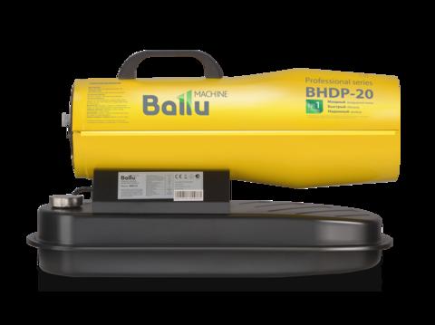 Дизельная тепловая пушка Ballu BHDP-20 | Прямой нагрев