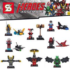 Minifigures SH 047