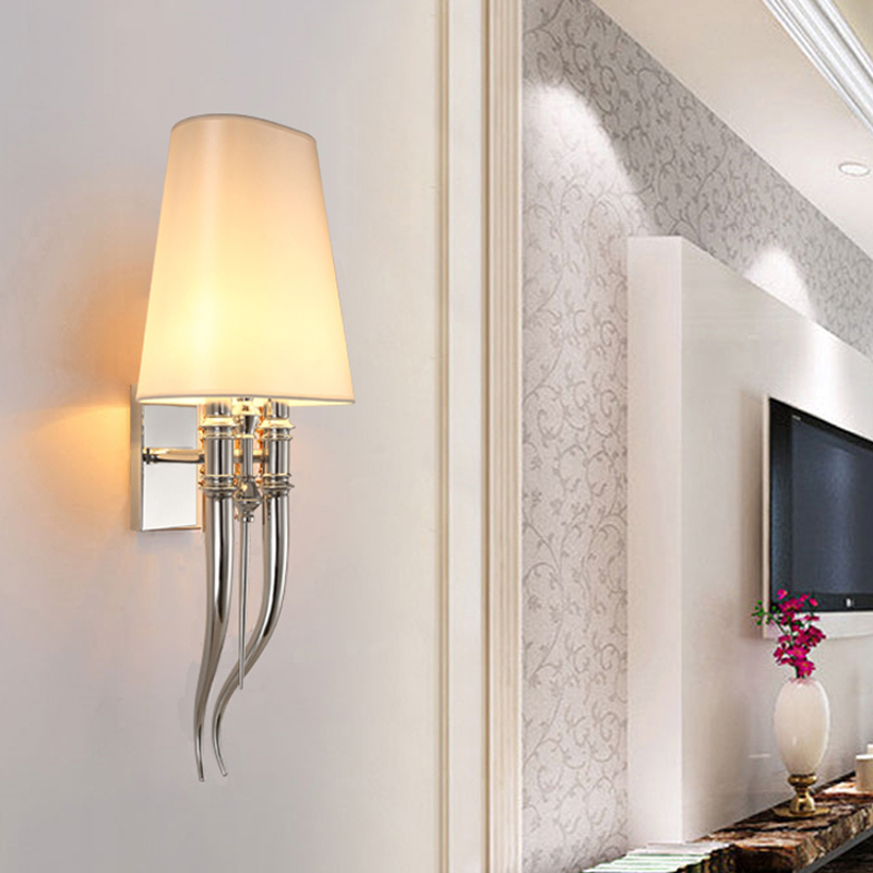 Настенный светильник копия Brunilde by Ipe Cavalli H72 (красный)