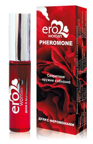 Духи женские с феромонами Erowoman №6 - 10 мл.