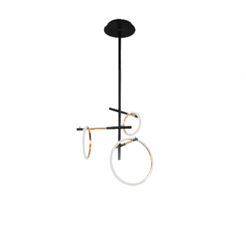 Потолочный светильник Ulaop by Marchetti Illuminazione (3 плафона)