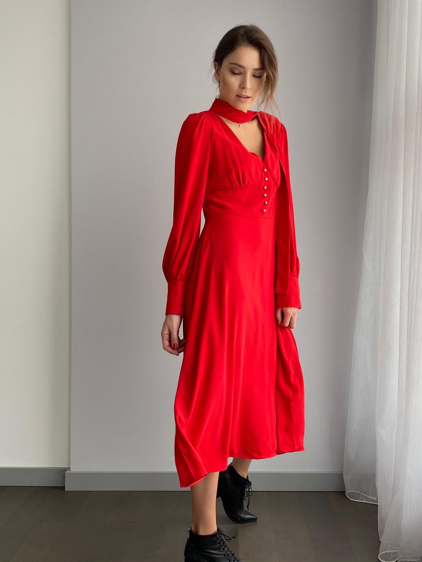 Платье, Ballerina, Deja vu (красный)