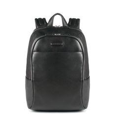 Рюкзак Piquadro Modus CA3214MO/N черный натур.кожа