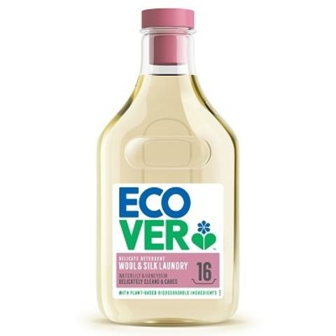 ECOVER экологическая жидкость для стирки изделий из шерсти и шелка 750 мл.
