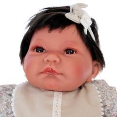 Munecas Antonio Juan Кукла Мануэла в белом, 40 см (3309)