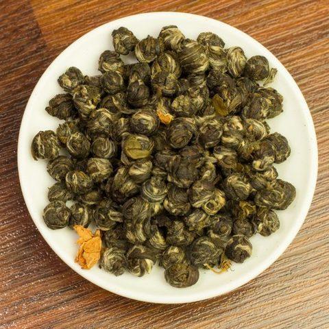 Моли Лун Чжу, Чай С Жасмином (зеленый)