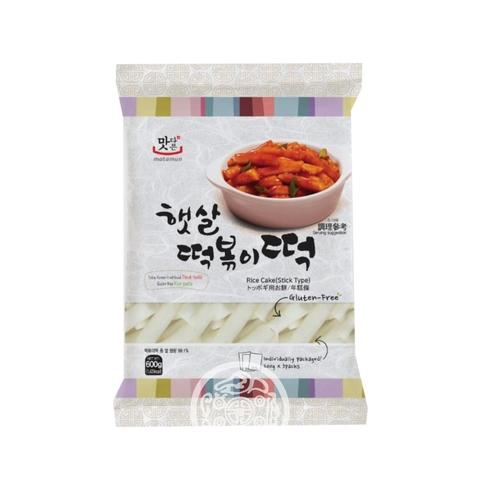 Рисовые клёцки для токпокки Yopokki Rice Cake 600г Young Poong Корея