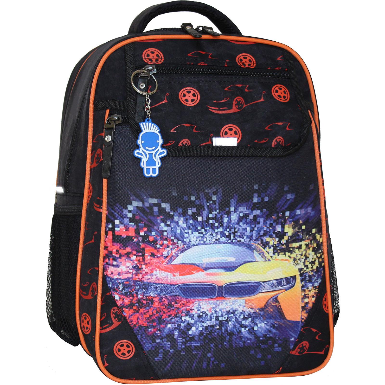 Школьные рюкзаки Рюкзак школьный Bagland Отличник 20 л. черный 417 (0058070) IMG_5135_417_.JPG