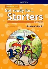 GET READY FOR STARTERS  2E SB with MP3 download