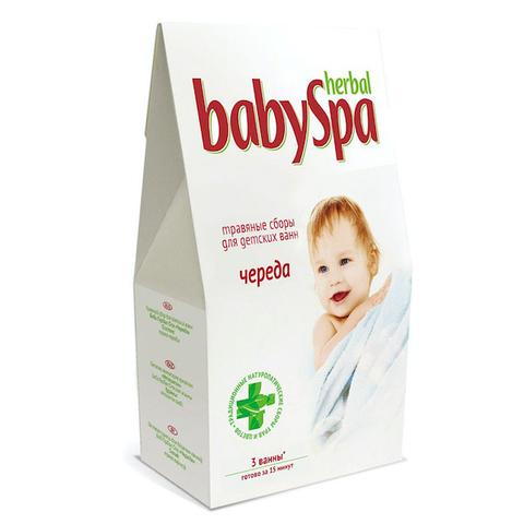 Herbal Baby Spa. Травяной сбор Череда 45 г
