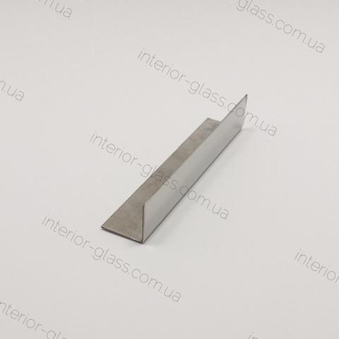 Уголок из нержавейки 20*20*1 мм ST-506-20, L=2,5 метра