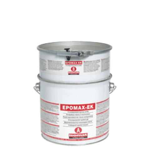 Isomat Epomax EK/Изомат Эпомакс ЕК двухкомпонентная эпоксидная шпаклевка