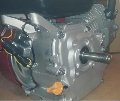 Двигатель бензиновый DDE 170FTP-T 6,5 л/с,вылет к/в 58 мм/резьба 3/4