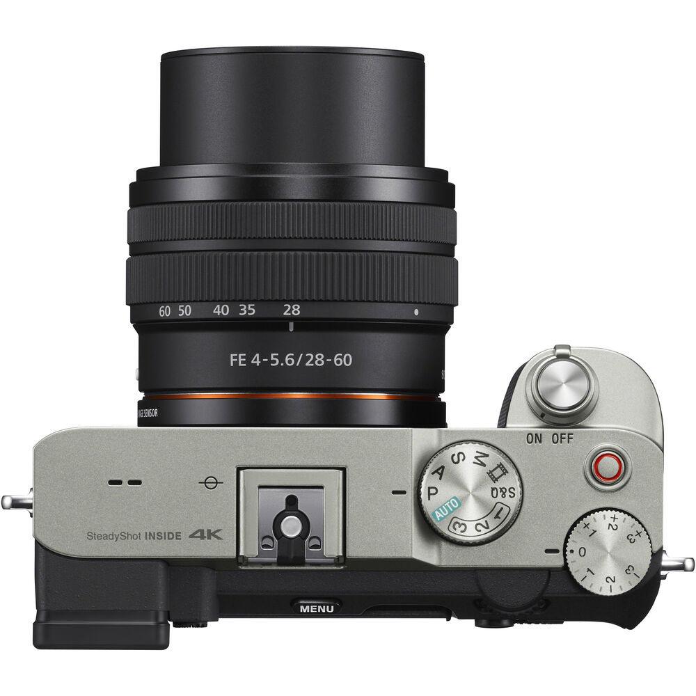 Sony ILCE-7CL/S купить в интернет-магазине Sony Centre Воронеж