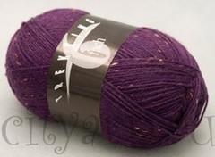 1880 / фиолетовый с разноцветными вкраплениями