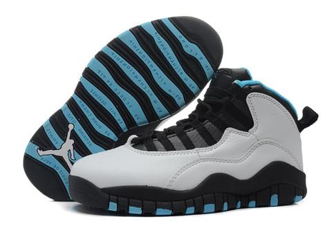 Air Jordan 10 Retro 'Powder Blue'