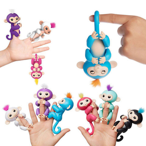 Интерактивная игрушка Веселая обезьянка monkey