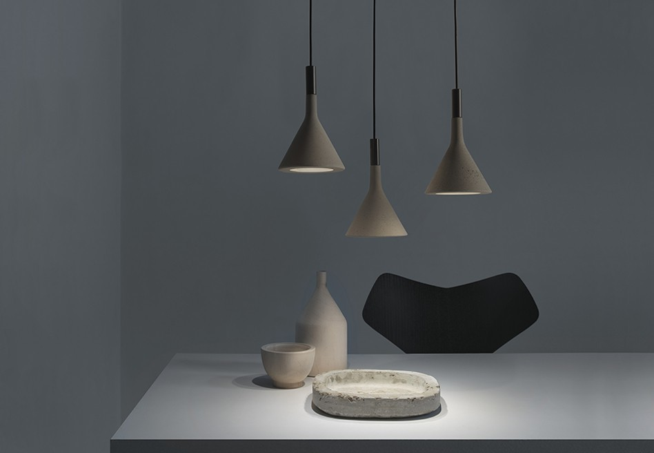 Подвесной светильник копия Aplomb by Foscarini (белый)