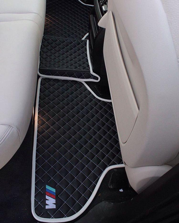 Коврики из эко-кожи Vestis для BMW