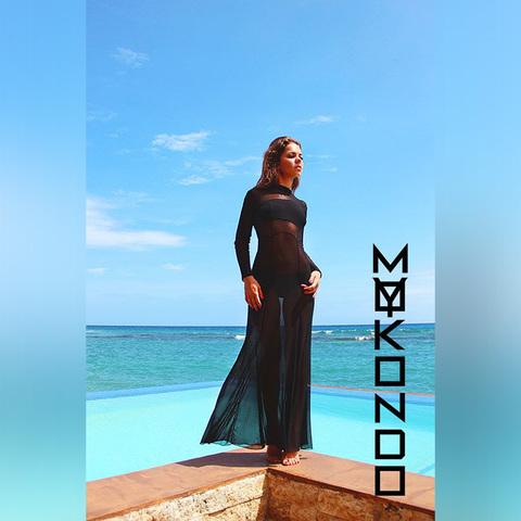MyMokondo Dress Gode (Черный, 170см)