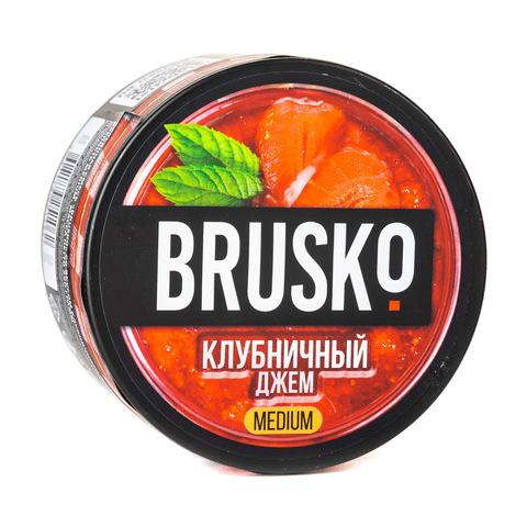 Кальянная смесь BRUSKO 250 г Клубничный Джем