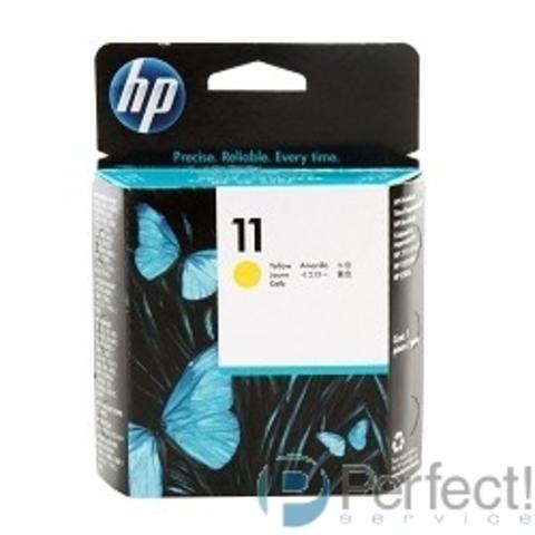 HP C4813A Печатающая головка №11, Yellow {2200/2250/DJ500(ps)/800(ps)/100/100 plus/110/110nr plus, Yellow}
