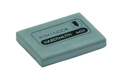 Ластик-клячка EXTRA SOFT 6423, серый